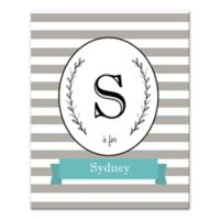 Classic Monogram Canvas Wall Art