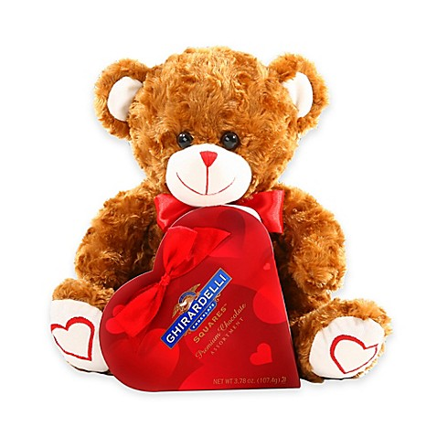 Bed Bath And Beyond Valentines Teddy Bear