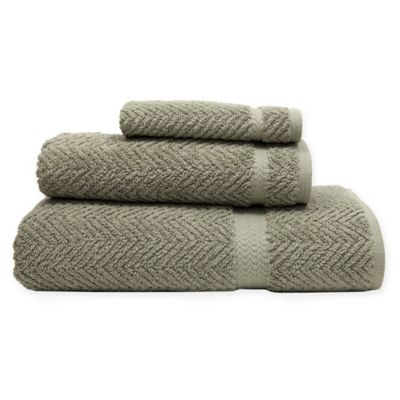 buy olive colored towels from bed bath beyond