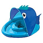 Aqua Leisure® Boys' Fabric Covered Fun Fish Baby Float
