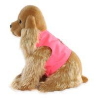 Donna Devlin Designs® Medium Dog Walking Vest in Pink