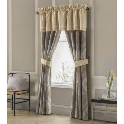 Buy complete window curtain sets from bed bath beyond - Complete bedroom sets with curtains ...