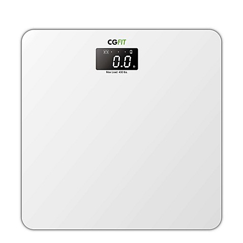CGFit Ultra Sonic Smart Bathroom Scale - Bed Bath & Beyond on bed bath and wall decor, target bathroom scales, bed bath and beyond bathroom carpet, terraillon bathroom scales, bed bath supplies, heavy duty bathroom scales, health o meter bathroom scales, mechanical bathroom scales, bed bath and beyond bathroom storage, bed bath beyond bathroom shelves, bed bath 20% entire coupon, macy's bathroom scales, bed bath and beyond food scales, bed and beyond coupons printable, bed bath and beyond bathroom sets, digital bathroom scales, bed bath and beyond bathroom sinks, bed bath beyond kitchen scale, borg bathroom scales, small bathroom scales,