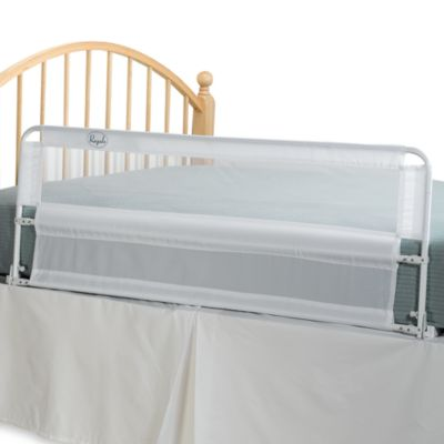 Hide-Away Extra Long 54-Inch Portable Bed Rail by Regalo