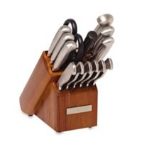 Sabatier® Acacia 15-Piece Stainless Steel Cutlery Set