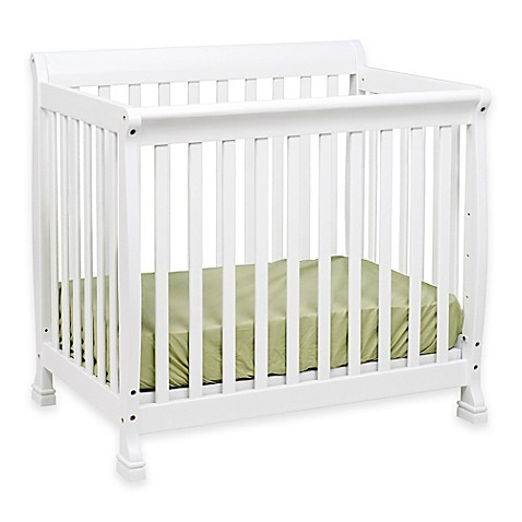 buy davinci kalani mini crib in white from bed bath beyond