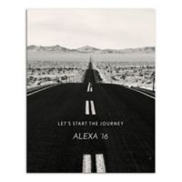 Journey Road Canvas Wall Art