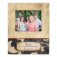 "Family ""God's Greatest Blessing"" Canvas Wall Art"