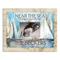 """Near The Sea"" Canvas Wall Art"