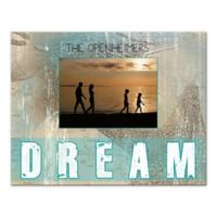 Pied Piper Creative Beach Dream Canvas Wall Art