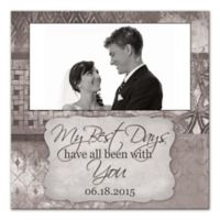 Best Days Have All Been with You Wall Art