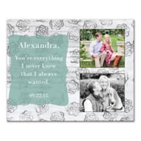 You're Everything Canvas Wall Art