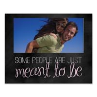 Meant to Be Canvas Wall Art