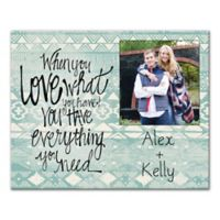 """""""Everything You Need"""" Canvas Wall Art"""