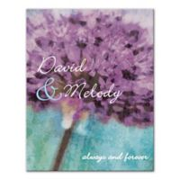 """You & Me """"Always and Forever"""" Canvas Wall Art"""