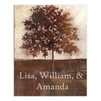 Pied Piper Creative Autumn Tree Canvas Wall Art