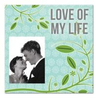 """""""Love of My Life"""" Canvas Wall Art"""