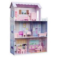 Teamson Kids Fancy Mansion Folding Doll House