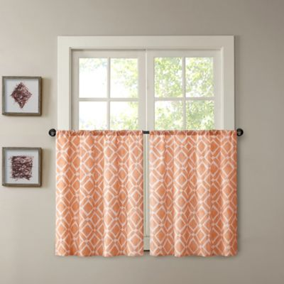Buy Orange Window Treatments Curtains from Bed Bath & Beyond