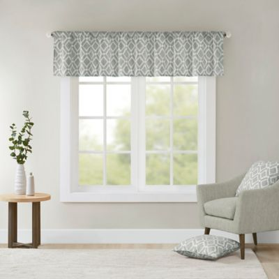 Buy Grey Valance Curtains from Bed Bath & Beyond