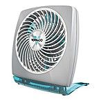 Vornado® FIT Desktop Circulator Fan in Grey/Aqua
