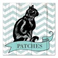 Pied Piper Creative Name the Cat Canvas Wall Art