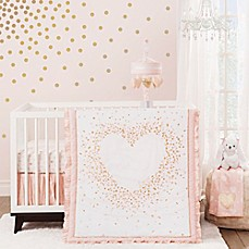 Lambs Amp Ivy 174 Sweetheart Crib Bedding Collection Buybuy Baby