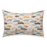 Glenna Jean Traffic Jam Small Pillow Sham
