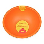 Lollaland® Bowl in Happy Orange
