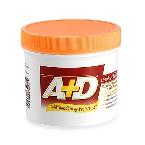A+D Diapering Essentials