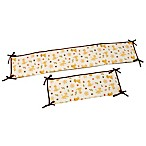 "Disney® ""Lion King"" Wild About You 4-Piece Traditional Padded Crib Bumper Set"