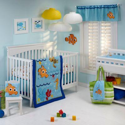 Disney  Nemo s Wavy Days Crib Bedding Collection   Disney  Nemo s Wavy Days  4. Disney  Crib Bedding from Buy Buy Baby