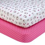 2-Pack Fitted Sheet