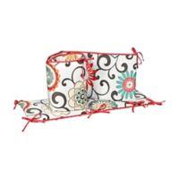 Waverly® Baby by Trend Lab® Pom Pom Play 4-Piece Crib Bumper