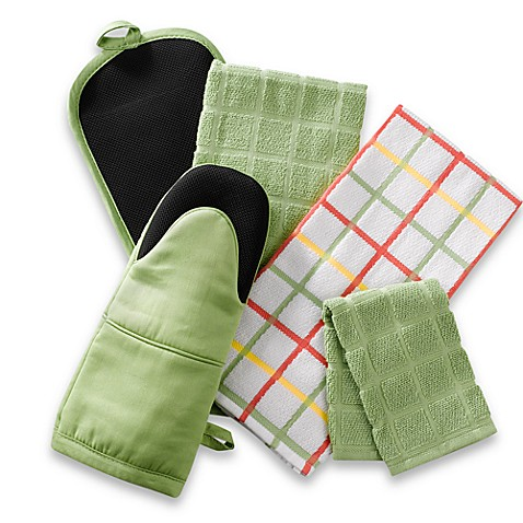 Kitchensmart™ Antibacterial Solid Dish Cloth