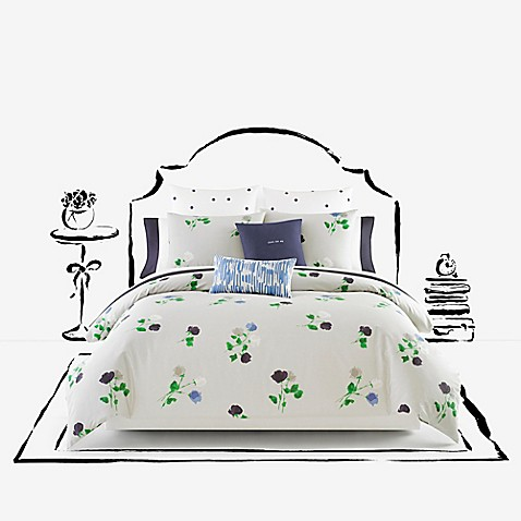 Kate Spade New York Willow Court Comforter Set Bed Bath