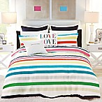 kate spade new york Candy Stripe Twin Comforter Set