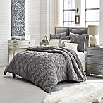Anthology™ Mina Full/Queen Mini Comforter Set in Charcoal