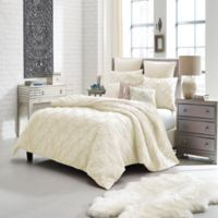Anthology™ Mina Twin/Twin Xl Mini Comforter Set in Vanilla