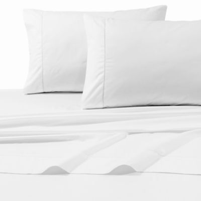 800 Thread Count Deep Pocket King Sheet Set In White