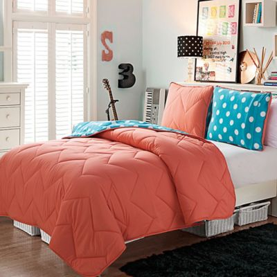 Buy Aqua And Coral Bedding From Bed Bath Amp Beyond