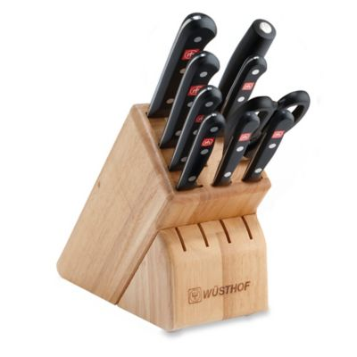 Buy wusthof knife sets from bed bath beyond for Wusthof kitchen essentials set 7 piece