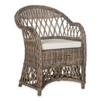 Safavieh Inez Club Chair in Natural