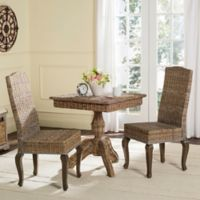 Safavieh Milos Dining Chair in Natural