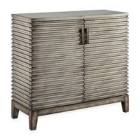 Madison Park West Ridge Accent Chest in Grey