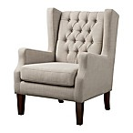 Madison Park Maxwell Chair in Beige