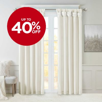 Buy White Window Panels from Bed Bath & Beyond