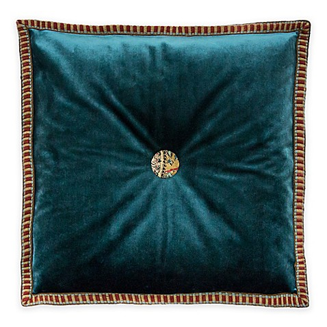 Michael Amini 174 Madrid Reversible Button Tufted Square