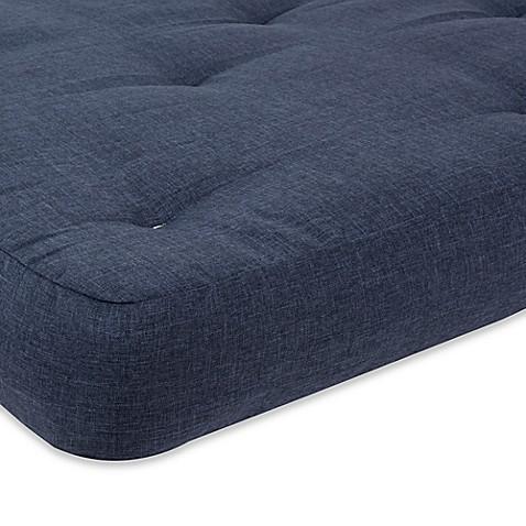 Serta 174 Redbud 8 Inch Thick Futon Full Mattress Bed Bath