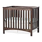 Child Craft™ London Euro 2-in-1 Convertible Mini Crib in Slate